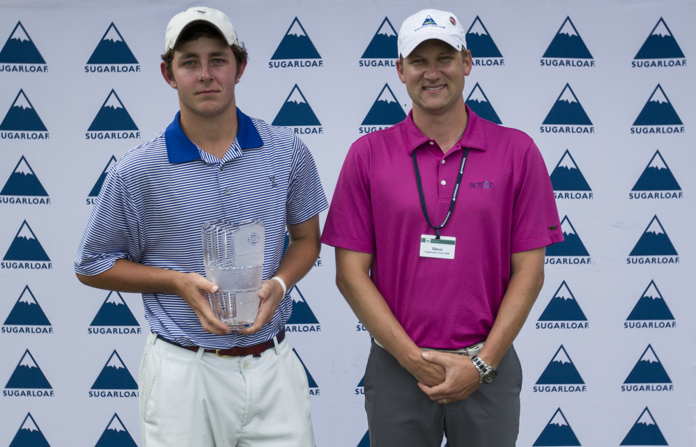 Porcelli takes boys' title, Kong is girls' champion at AJGA Junior Championship
