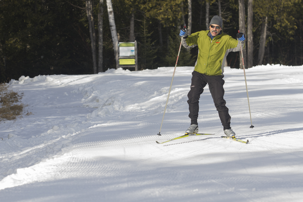 Sugarloaf Outdoor Center opens with Maine's first Nordic skiing of the season