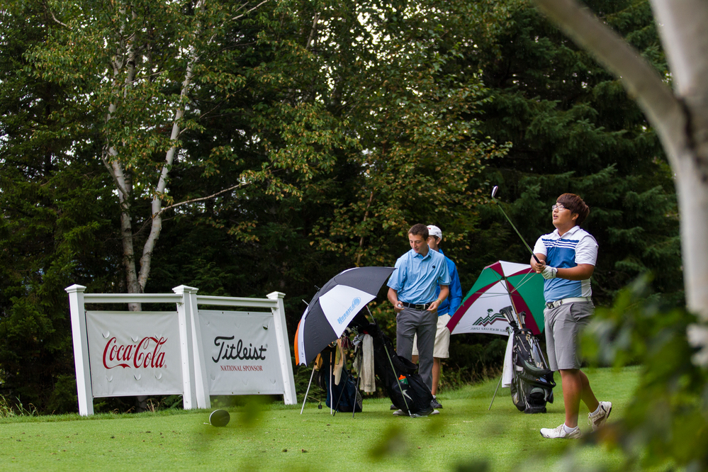 Allen extends lead in Round 2 of the AJGA Coca-Cola Junior Championship at Sugarloaf