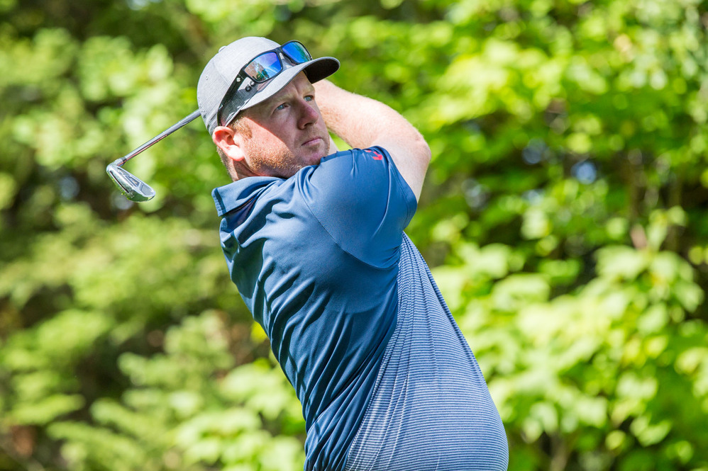 Shawn Warren leads State of Maine Championship