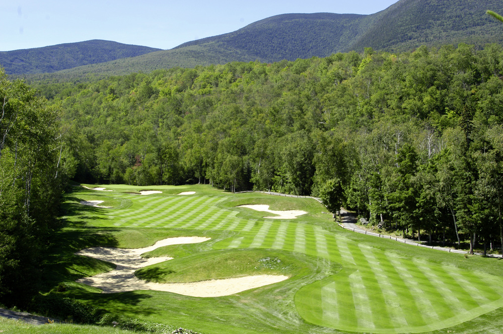 Sugarloaf Golf Club named Maine's best by Golf Digest