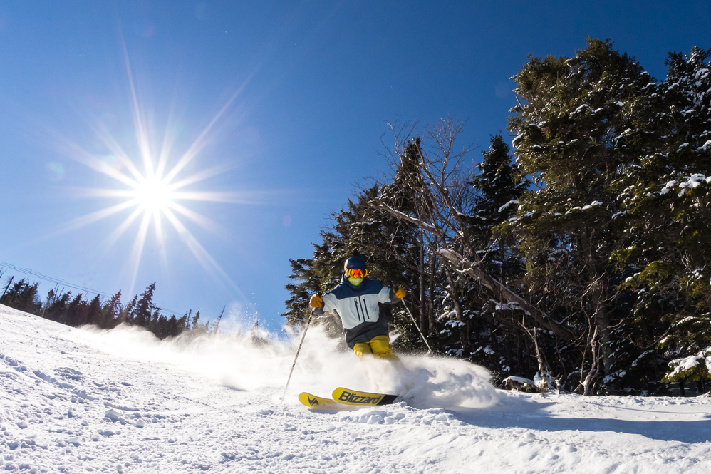 Ski Free this Spring at Sugarloaf, Sunday River, and Loon with Purchase of a 16/17 New England Pass