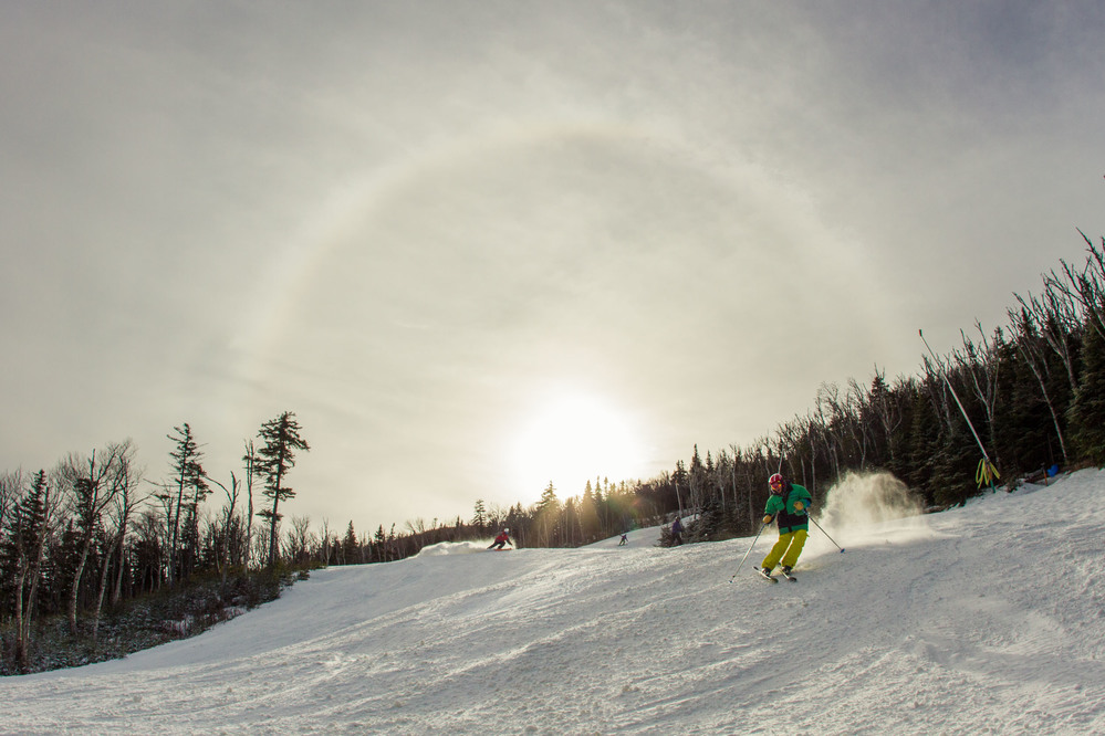 Sugarloaf opens for skiing and riding
